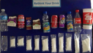 Sugar in Drinks